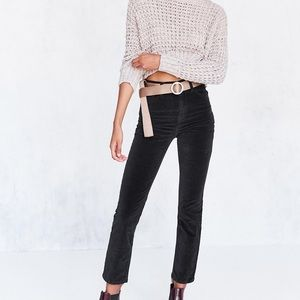 BDG Girlfriend Velvet Jeans